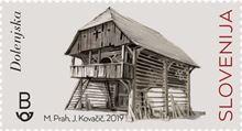 Slovenski kozolci - Dolenjska