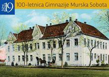 100-letnica Gimnazije Murska Sobota