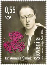 Slovenske znanstvenice - dr. Amalija Šimec