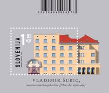 Arhitektura na Slovenskem - Mestna stanovanjska hiša Meksika